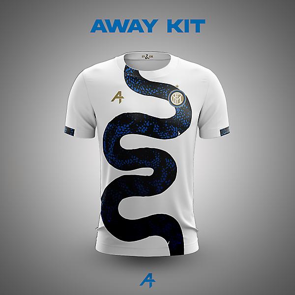 Inter Milan away kit concept