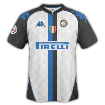 Inter Milan 2010/11 Away shirt
