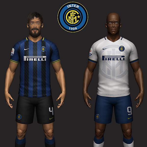 Inter Milan Concept Kits
