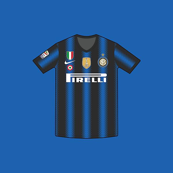 Inter Milan FC - Home / 2011