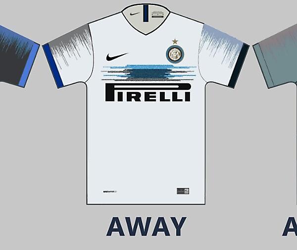 Inter Milan Kits by Dio Design