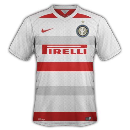 Inter Milan Third kit for 2015/16 with Nike