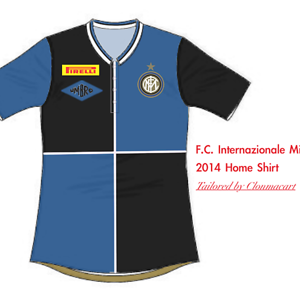 Inter Milan Umbro Concept