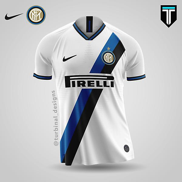 Inter Milan x Nike - Away Kit Concept