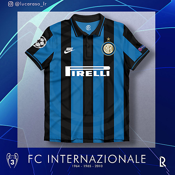 Inter Special ucl jersey