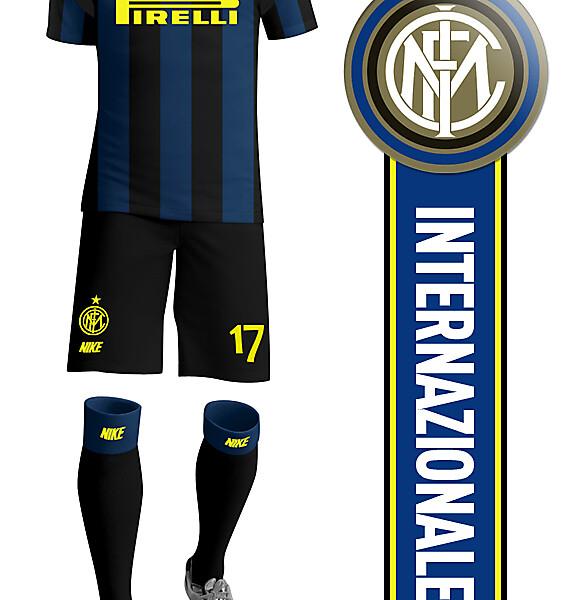 Internazionale 2014-2015 Home