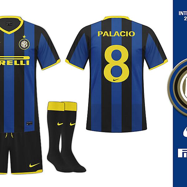 Internazionale 2014/2015 Home Kit