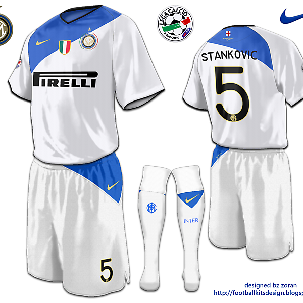 Internazionale Milano away fantasy