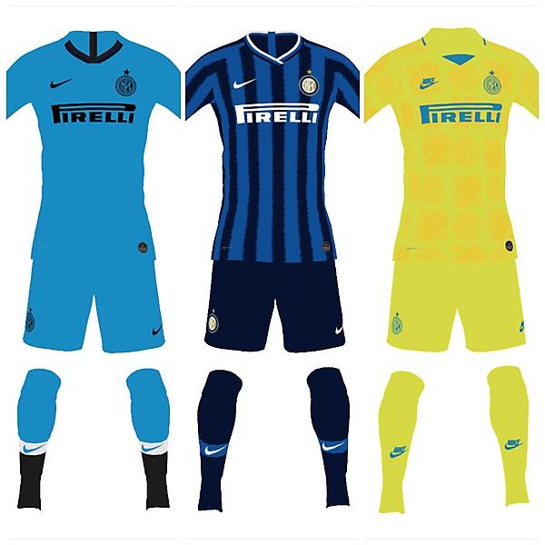 Internazionale fantasy kits 19/20