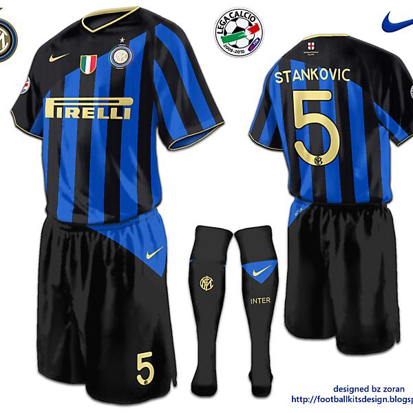 Internazionale Milano home fantasy