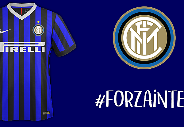 Internazionale Milano Home Kit