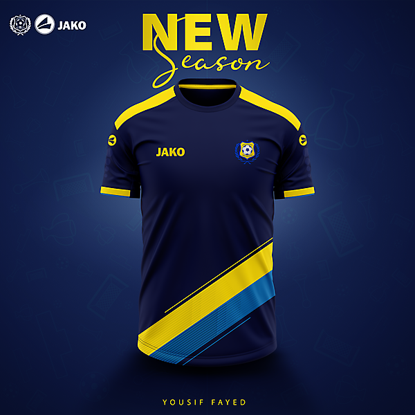 Ismaily S.C concept kit