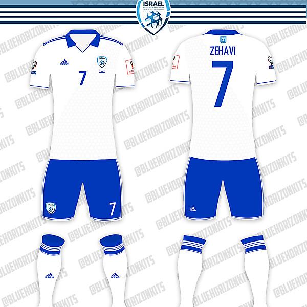 Israel National Team Away Kit