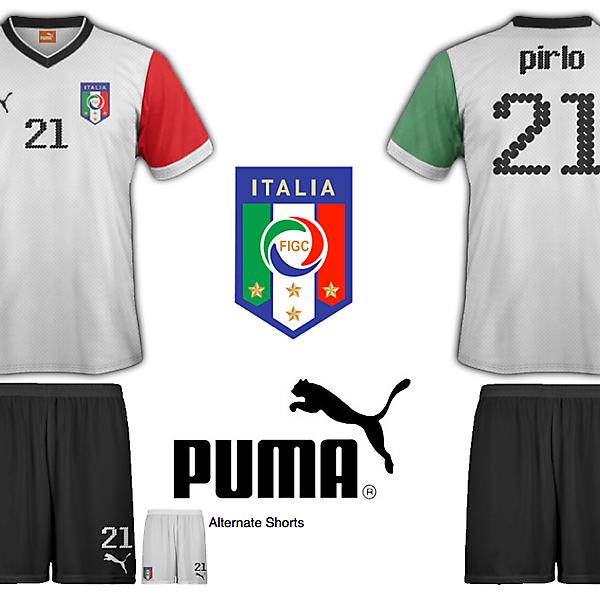 Italy Puma Away Kit