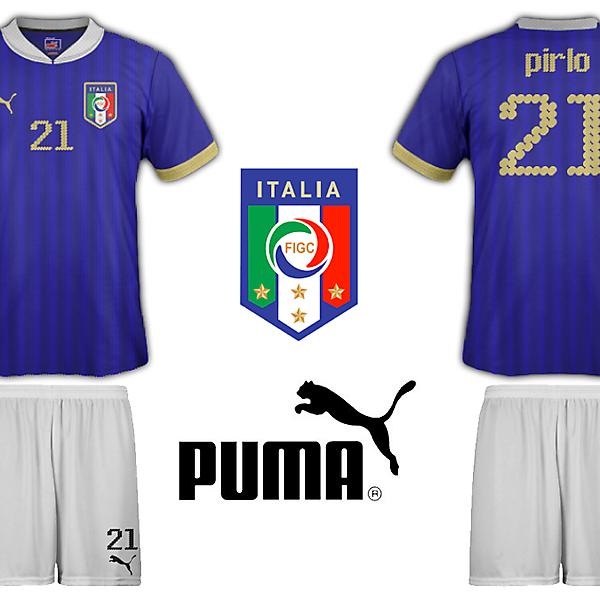 Italy Puma Home Kit