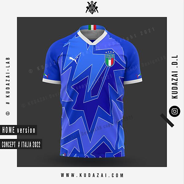 ITALIA national team Home
