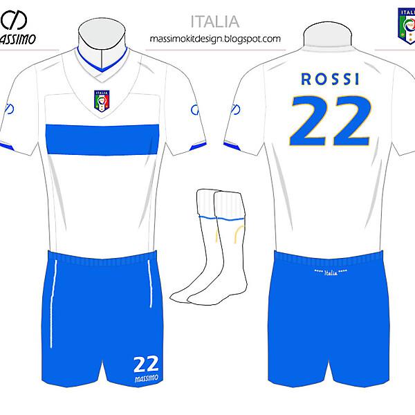 Italy Away