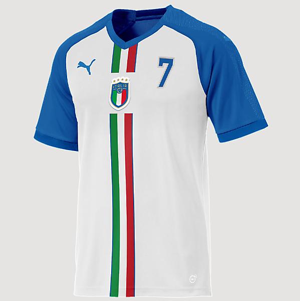 Italy Away 2018/2019
