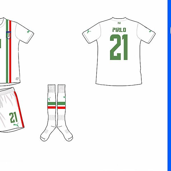 Italy Away Kit