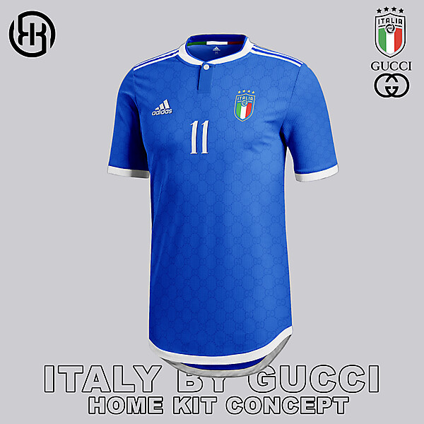 Italy by Gucci   Home kit concept