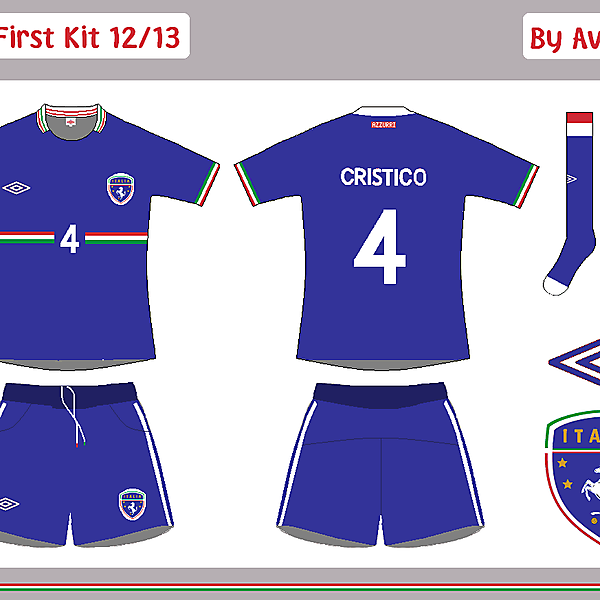 Italy First & Change Kits