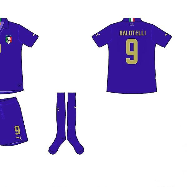 Italy Home Kit
