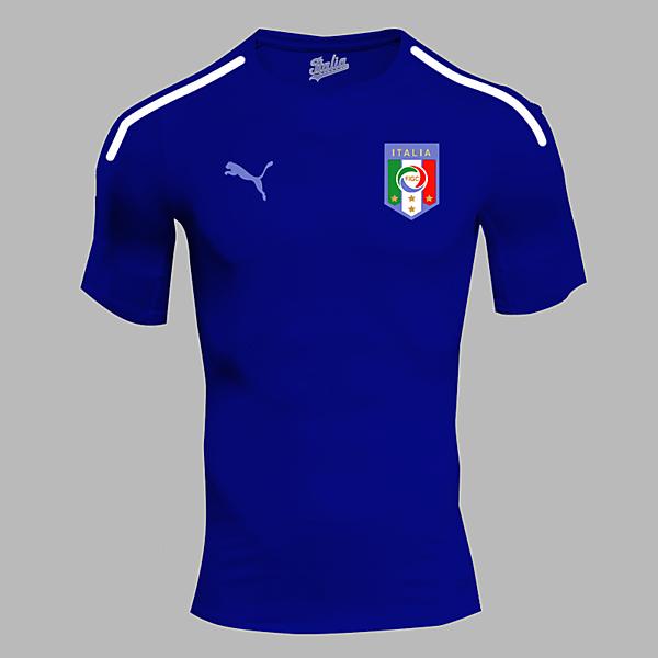 Italy Jersey Puma 2017