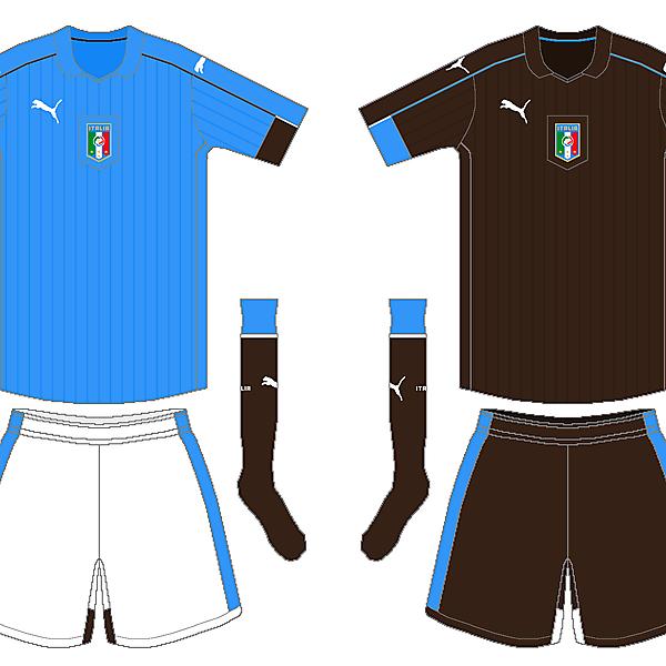 Italy Puma Kits