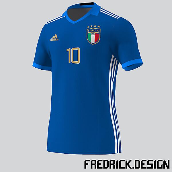 Italy x Adidas