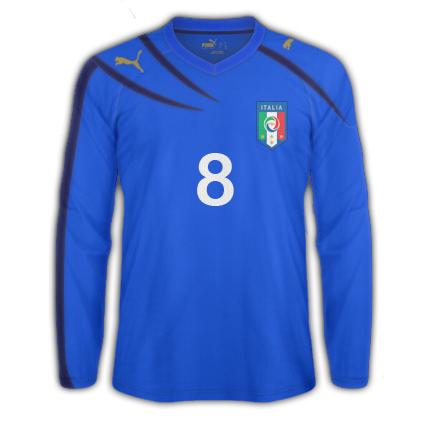 Italy 2010 Puma