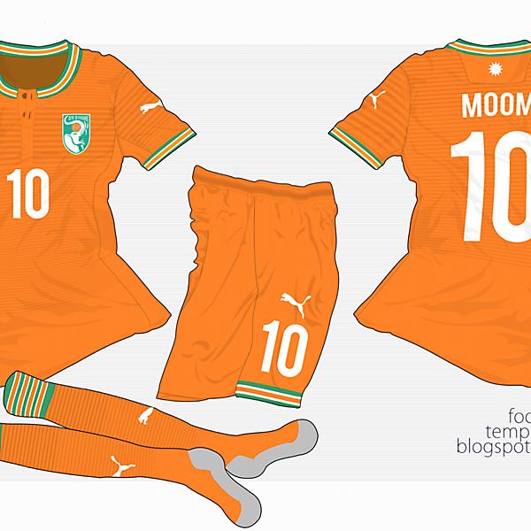 Ivory Coast WCT