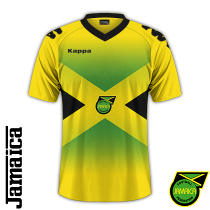 JAMAICA - KAPPA