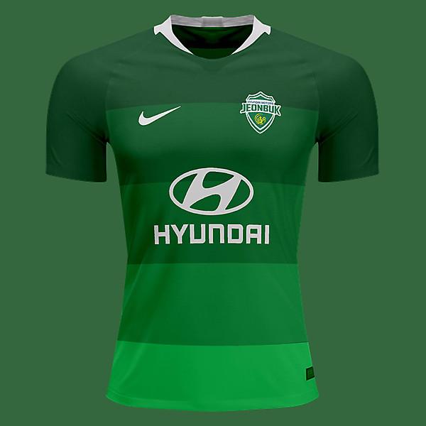 Jeonbuk Hyundai Motors Home Shirt