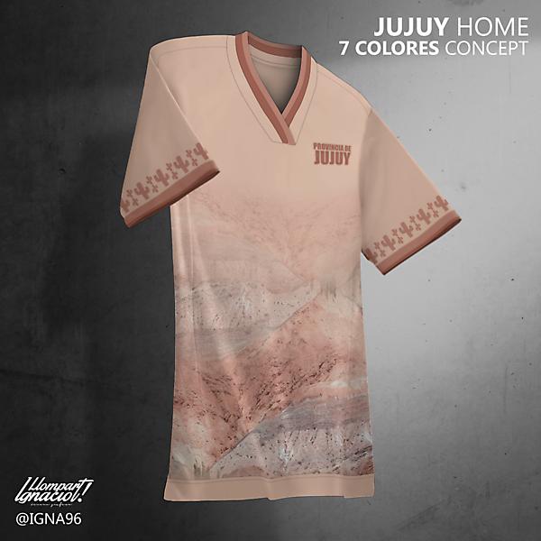 Jujuy Home [Fantasy]