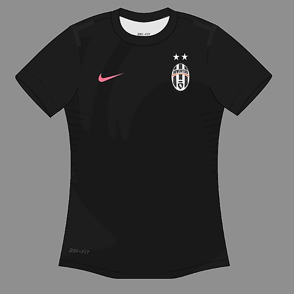 2012-2013 Nike Juventus Away Kit