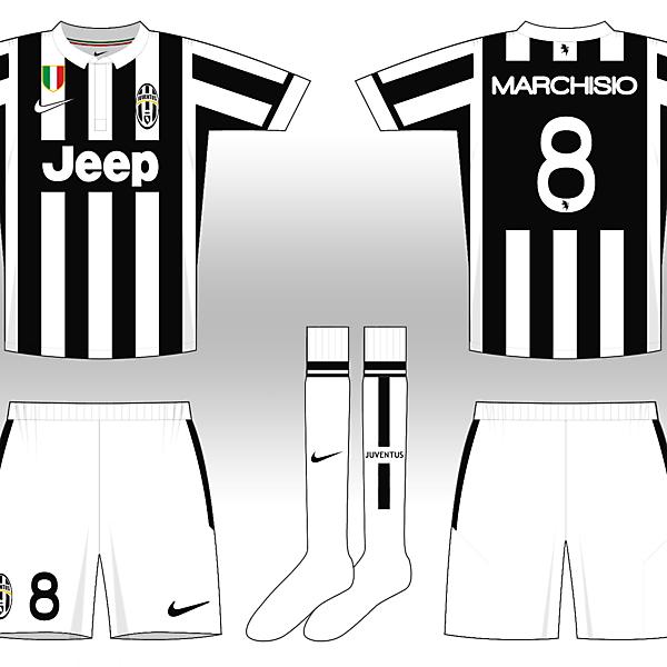 Juventus - Home
