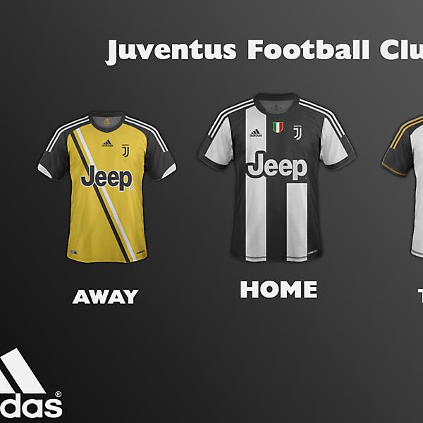 Juventus 2017/18 Concept