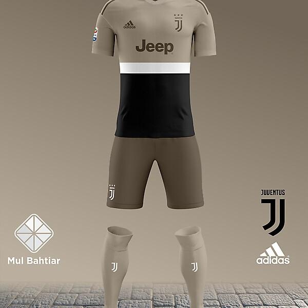 Juventus 2018-2019 Away Kit Leaked (3rd Concept)