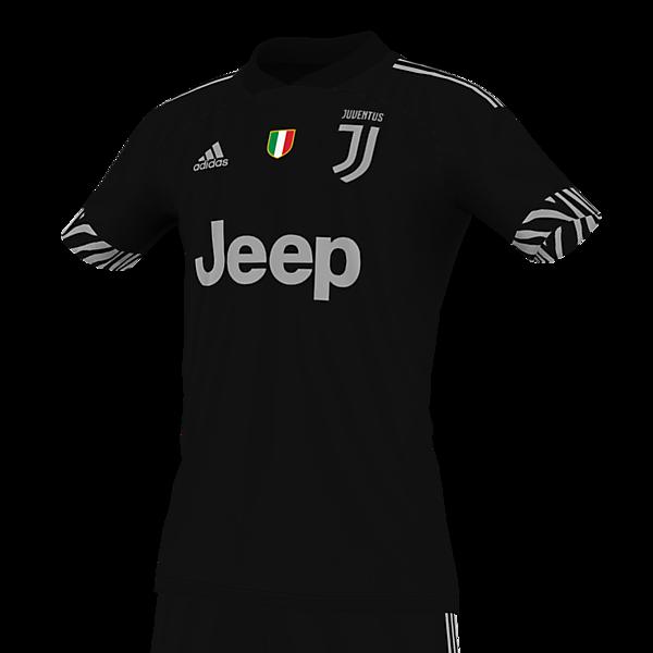 Juventus 21 away remake