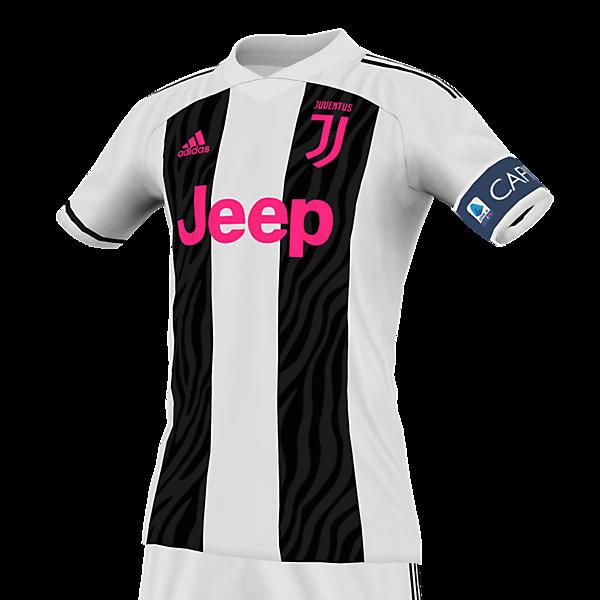 Juventus 21 home