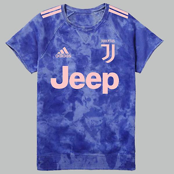 Juventus away 2017