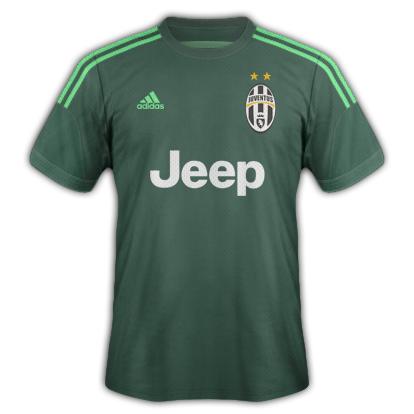 Juventus Away kit 2014/15 with Adidas