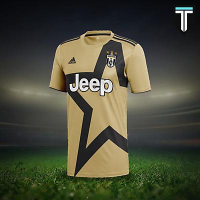 Juventus - Away Kit Concept