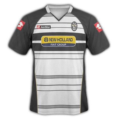 Juventus Away Shirt