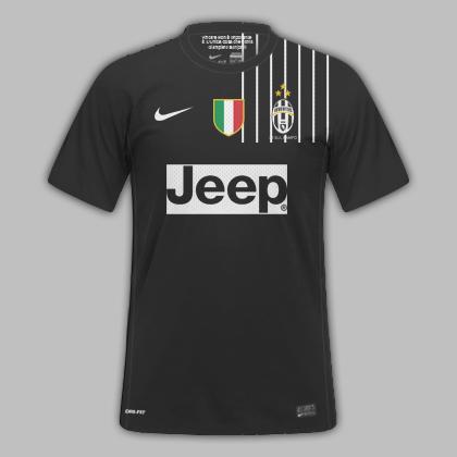 Juventus Fantasy Kit