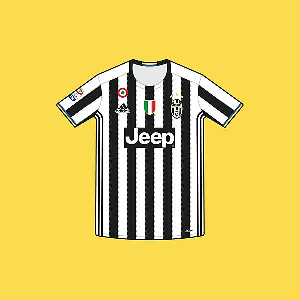 Juventus FC - Home / 2017