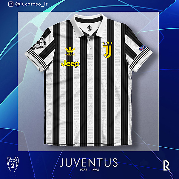 Juventus Special ucl jersey