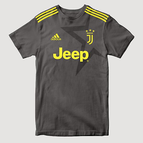 Juventus Third 2018-2019