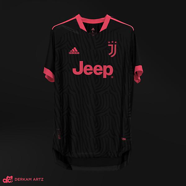 Juventus x Adidas - Fourth Concept