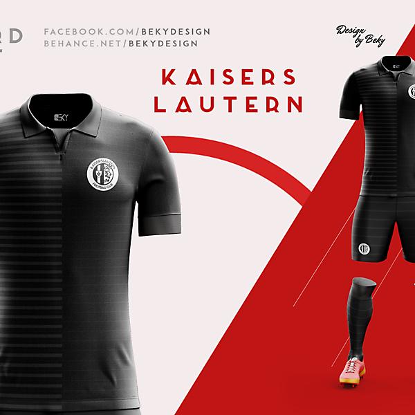 Kaiserslautern Third Kit Proposal
